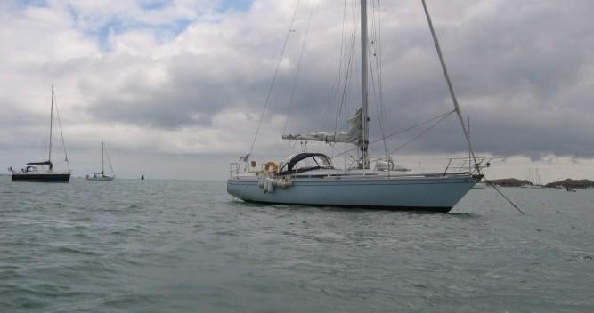 Alquiler Velero en Port du Crouesty - Jeanneau Gin Fizz gréé en sloop