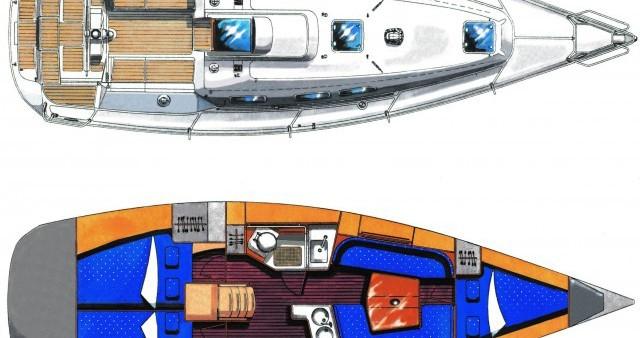 Alquiler de yate Leça da Palmeira - Elan Elan 37 en SamBoat