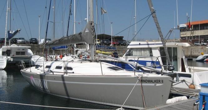 Alquiler de barcos Leça da Palmeira barato de Elan 37