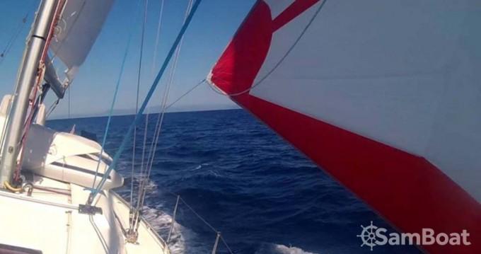 Alquiler de Hanse Hanse 400 en Golfo Aranci