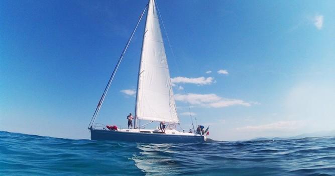 Alquiler de yate Golfo Aranci - Hanse Hanse 400 en SamBoat