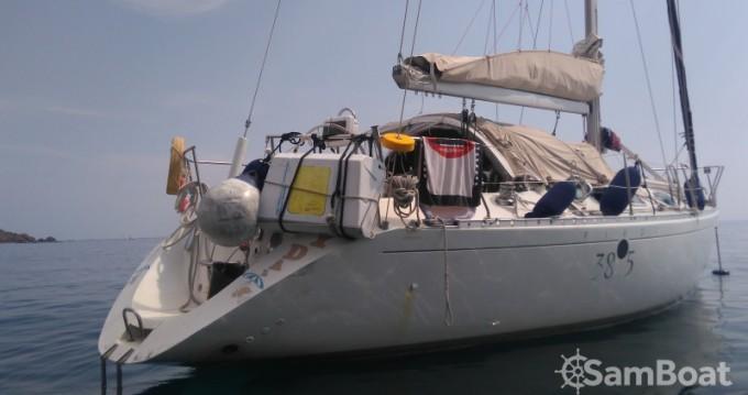Bénéteau First 38 S5 entre particulares y profesional Villefranche-sur-Mer
