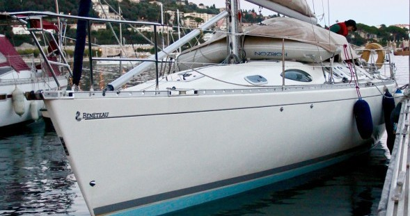 Alquiler de yate Villefranche-sur-Mer - Bénéteau First 38 S5 en SamBoat