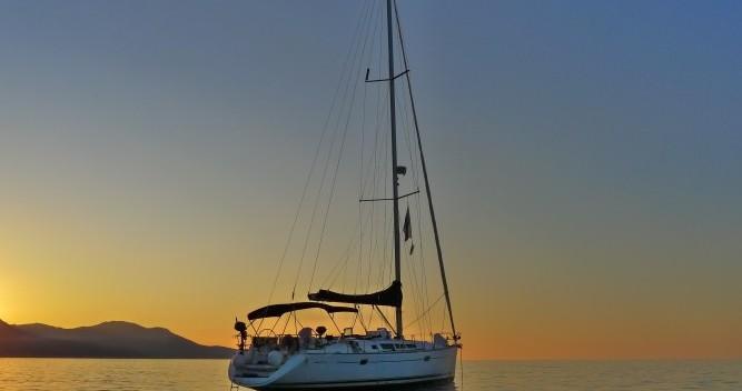 Jeanneau Sun Odyssey 45 entre particulares y profesional Ajaccio