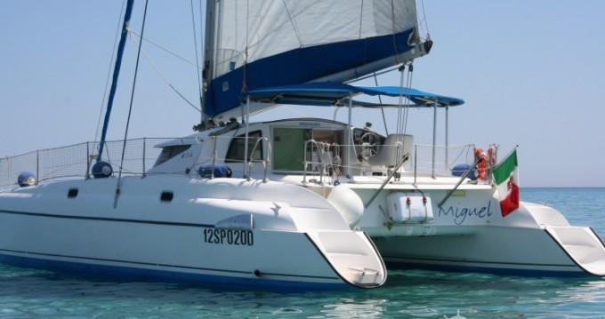 Catamarán para alquilar Stintino al mejor precio
