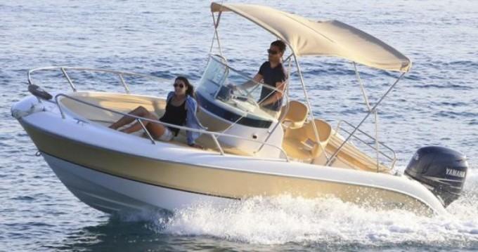 Alquiler de barcos Sessa Marine Key Largo 20 enl'Estartit en Samboat