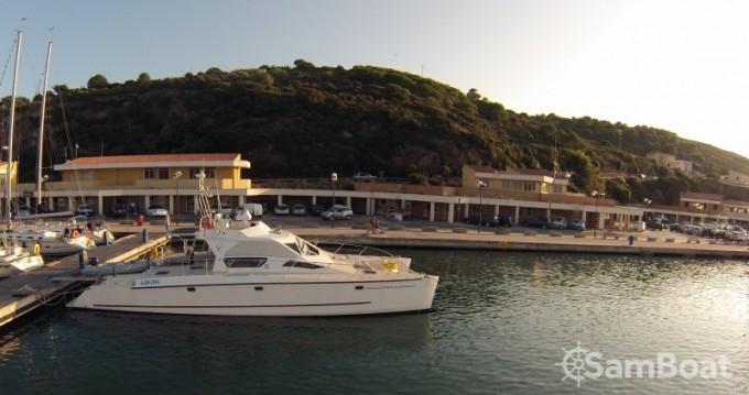 Alquiler de barcos Castelsardo barato de Capriccio