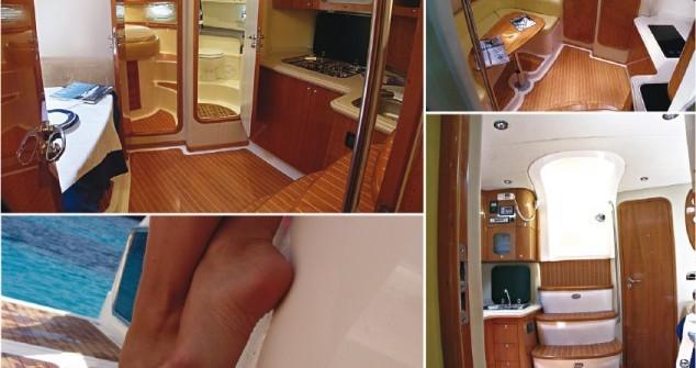 Alquiler de barcos Trapani barato de Stama 37