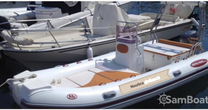 Neumática para alquilar Porto di Mergellina al mejor precio