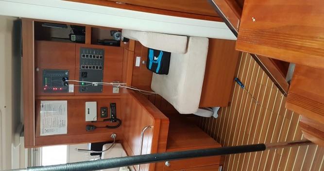 Alquiler de barcos Hanse Hanse 505 enHamble-le-Rice en Samboat
