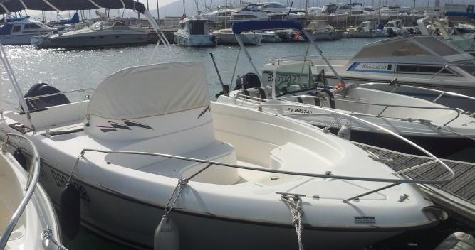 Alquiler Lancha en Saint-Cyprien - B2 Marine Cap Ferret 650 Open Swing