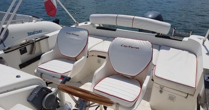 Alquiler de B2 Marine Cap Ferret 650 Open Swing en Saint-Cyprien