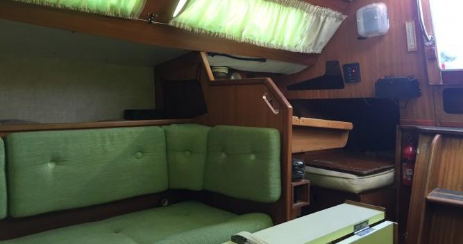 Alquiler de yate Ajaccio - Jeanneau Rush en SamBoat