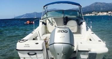 Alquiler Lancha Seawril con título de navegación