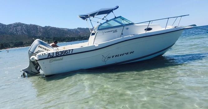 Alquiler de yate Ajaccio - Seawril Striper2100 en SamBoat