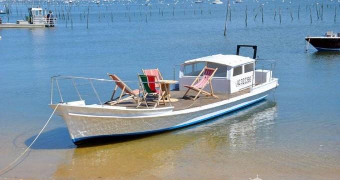 Alquiler de barcos Ostréicole Chaland enLe Canon en Samboat