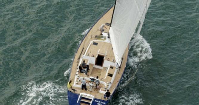 Alquiler de Velero, con o sin patrón One-Offmarine-Concept Brest