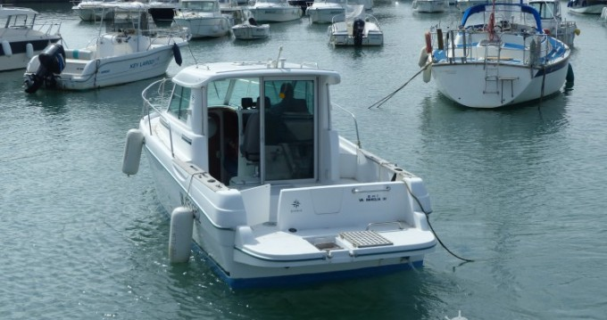 Alquiler de barcos Sarzeau barato de Merry Fisher 695