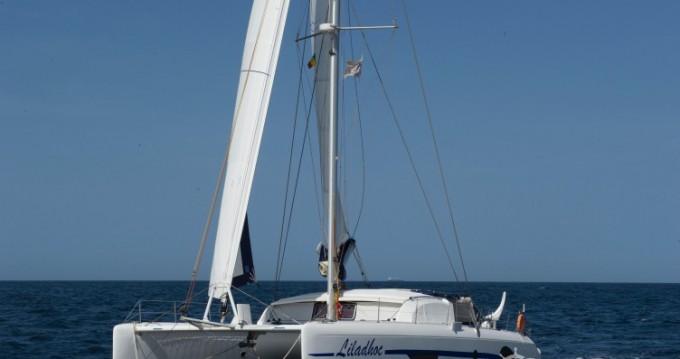 Alquiler de barcos Leucate barato de Outremer 49