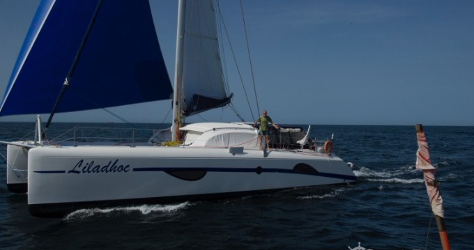 Outremer Outremer 49 entre particulares y profesional Leucate
