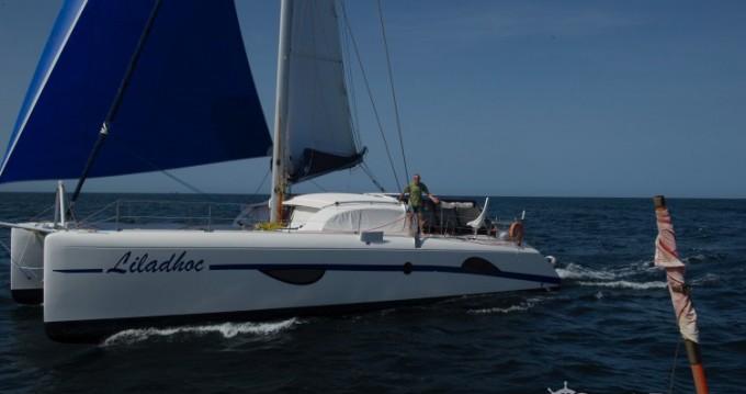 Alquiler de barcos Outremer Outremer 49 enLeucate en Samboat