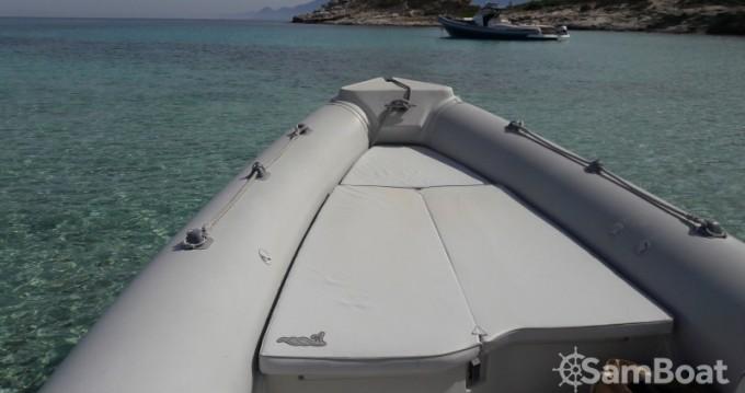 Alquiler Neumática en Saint-Florent - Motonautica-Vesuviana MV  650 confort