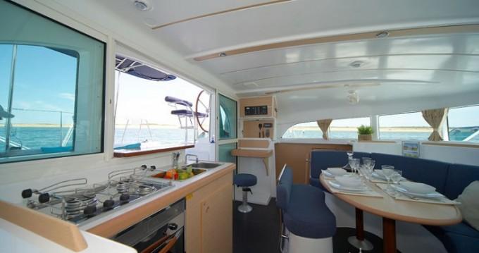 Catamarán para alquilar Propriano al mejor precio