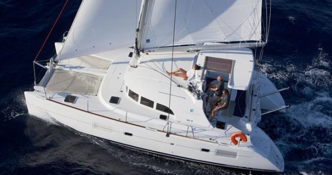 Alquiler de yate Propriano - Lagoon Lagoon 380 en SamBoat