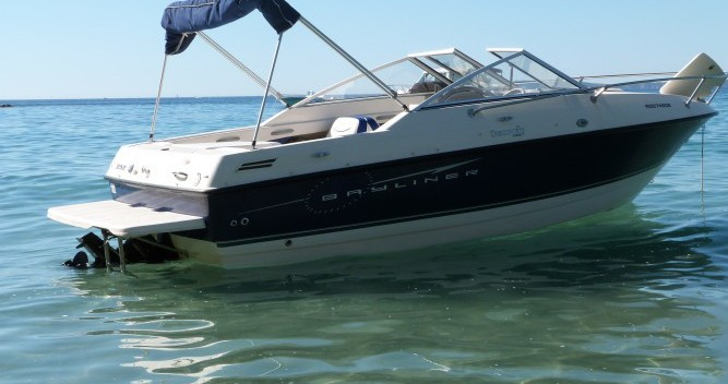 Alquiler de barcos Bayliner Discovery 192 enPalavas-les-Flots en Samboat