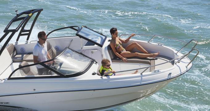 Alquiler de yate La Rochelle - Jeanneau Cap camarat BR en SamBoat