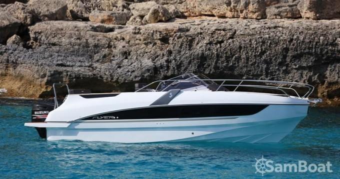 Alquiler de barcos Ajaccio barato de Flyer 8.8 SUNdeck