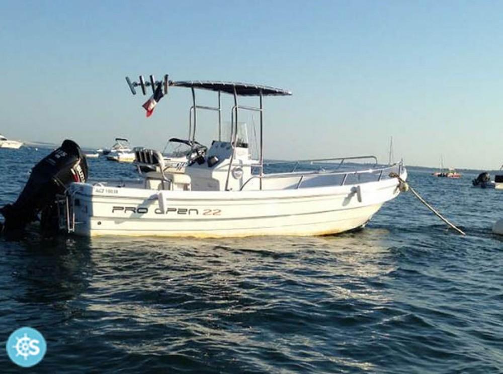 Alquiler Lancha Jmp-International con título de navegación