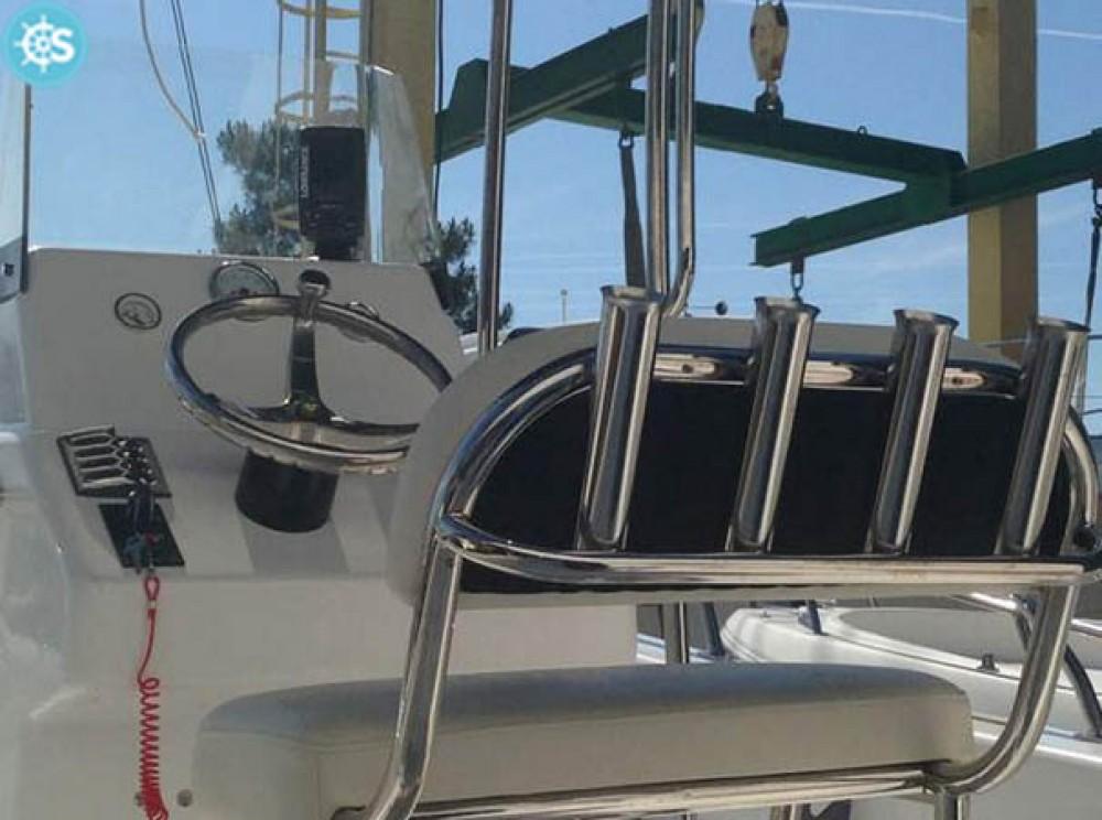 Alquiler de barcos Jmp-International Pro Open 22 enLège-Cap-Ferret en Samboat