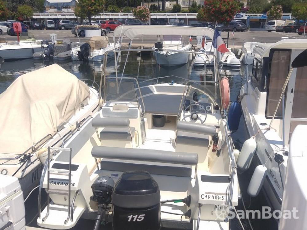 Alquiler de barcos Ultramar OPEN 570 enAntibes en Samboat