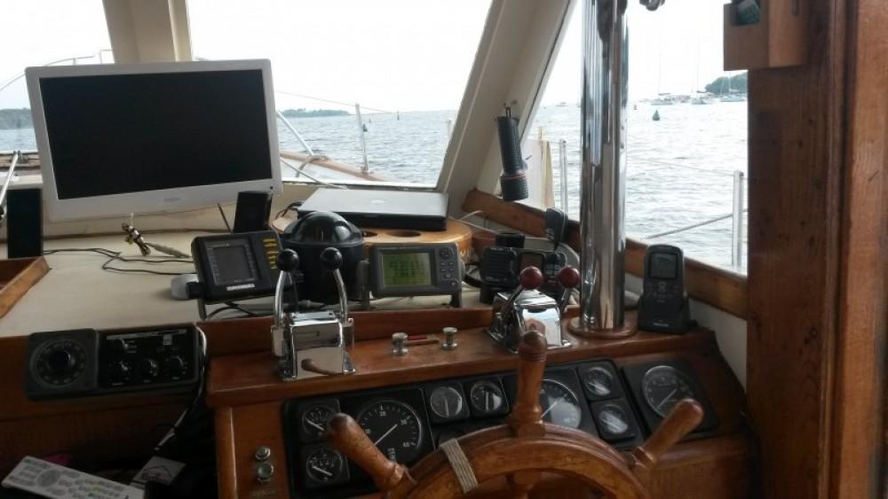 Alquiler de barcos  barato de Island Gypsy 36