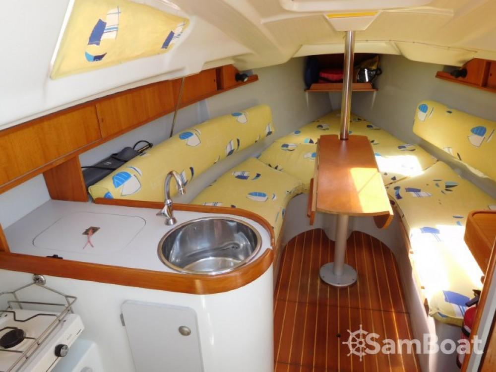 Alquiler de barcos Golfe-Juan barato de Sun Way 25