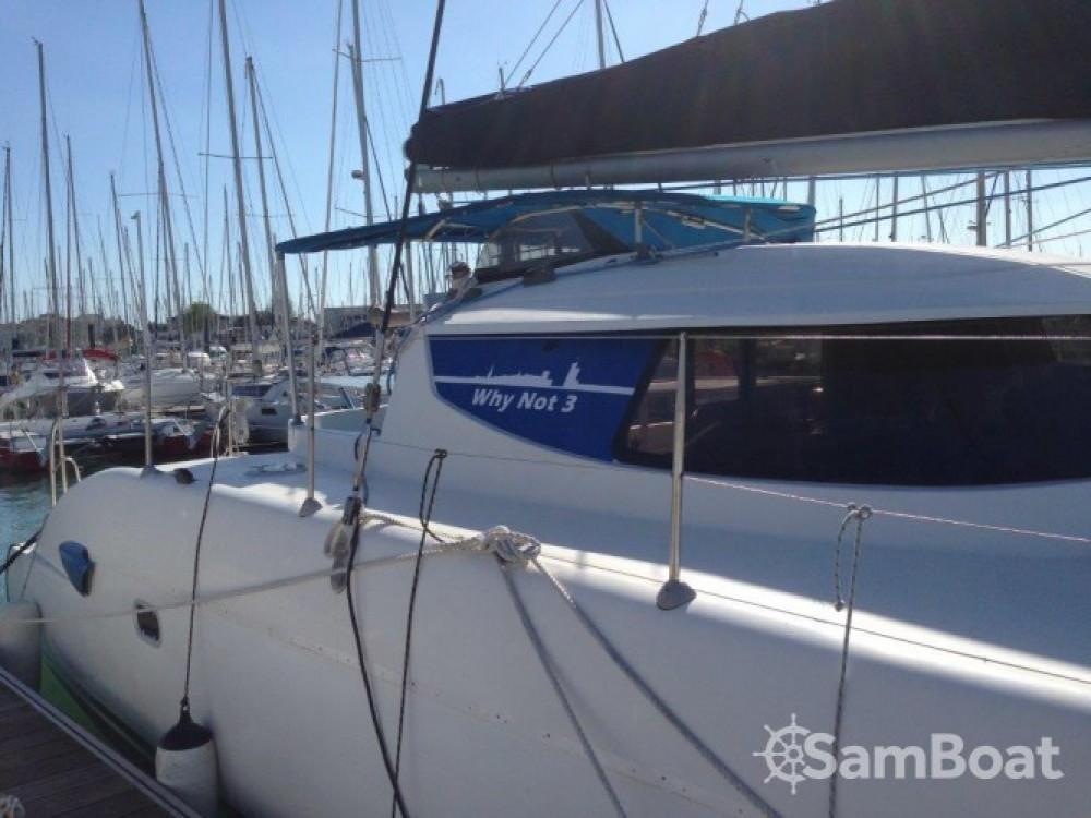 Alquiler de barcos La Rochelle barato de Lavezzi 40