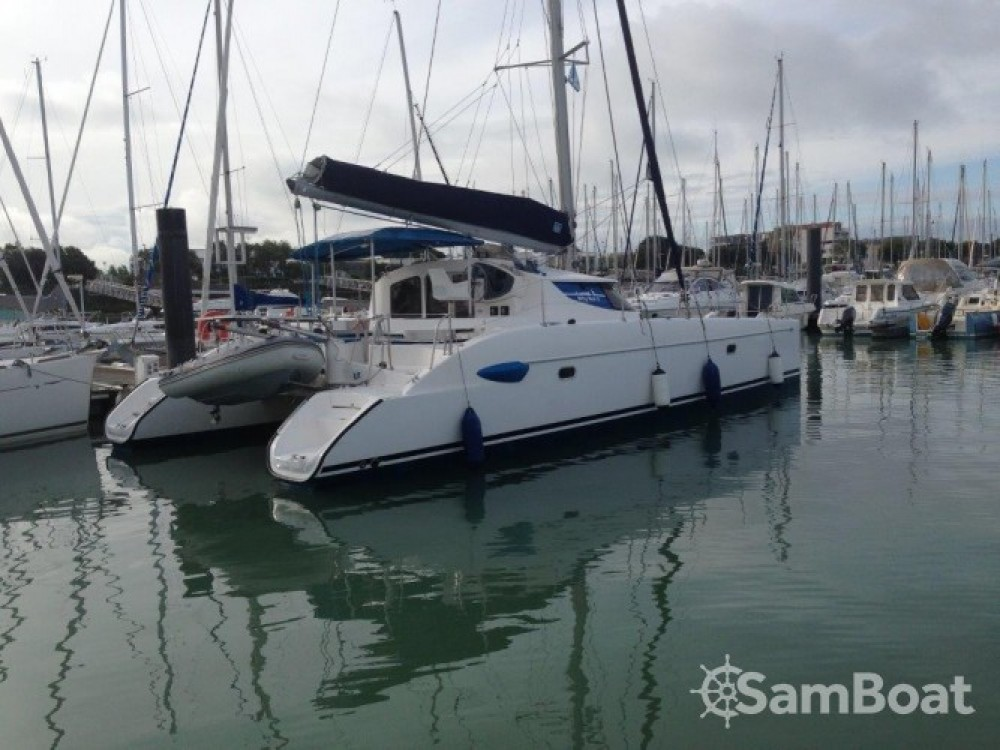 Alquiler de yate La Rochelle - Fountaine Pajot Lavezzi 40 en SamBoat