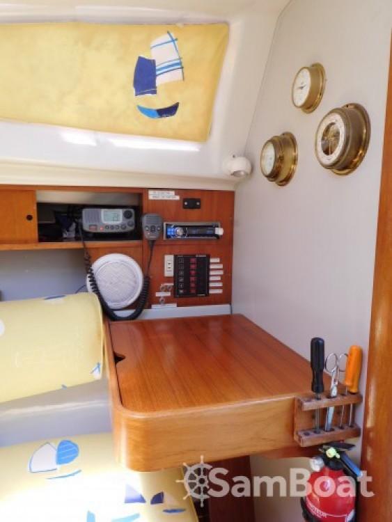 Alquiler de Jeanneau Sun Way 25 en Golfe-Juan
