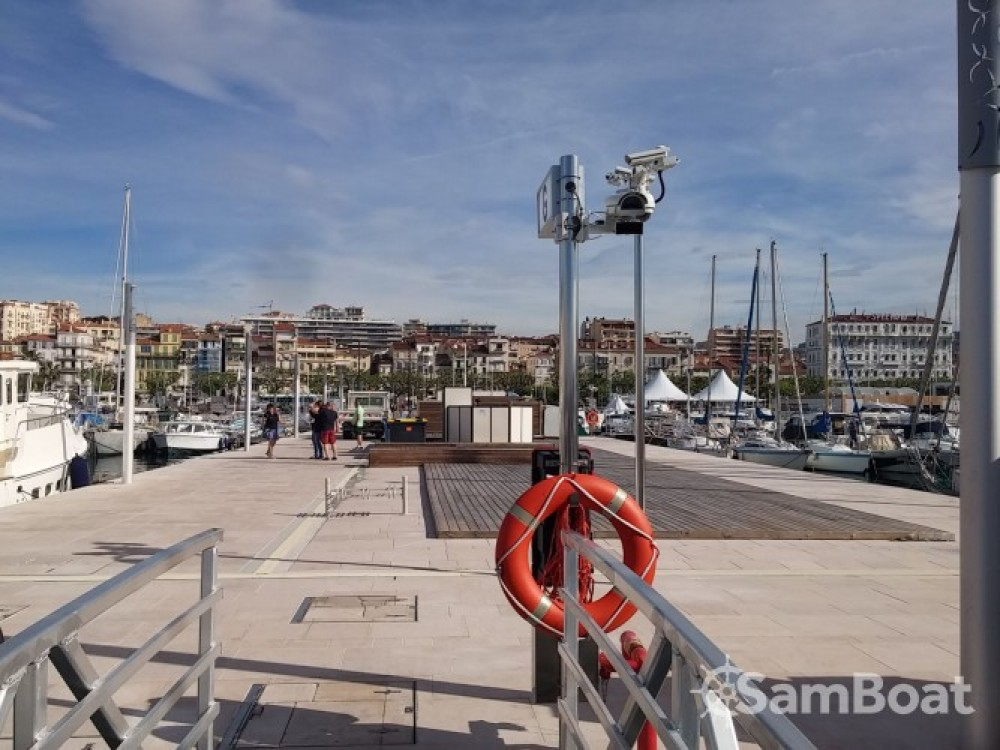 Alquiler de barcos Cannes barato de Sun Odyssey 36i