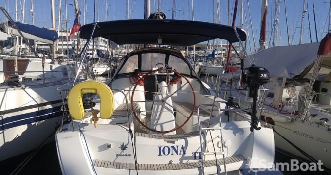 Alquiler de yate Cannes - Jeanneau Sun Odyssey 36i en SamBoat
