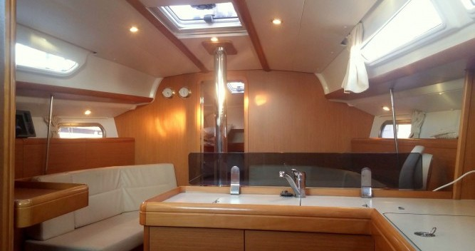 Alquiler Velero en Cannes - Jeanneau Sun Odyssey 36i