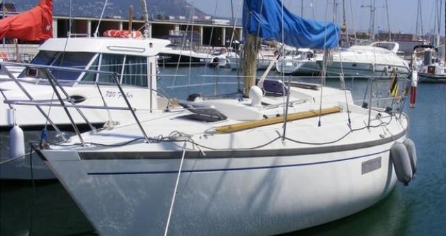Alquiler de yate Vieux-Port de Marseille - Dufour Dufour 27 en SamBoat