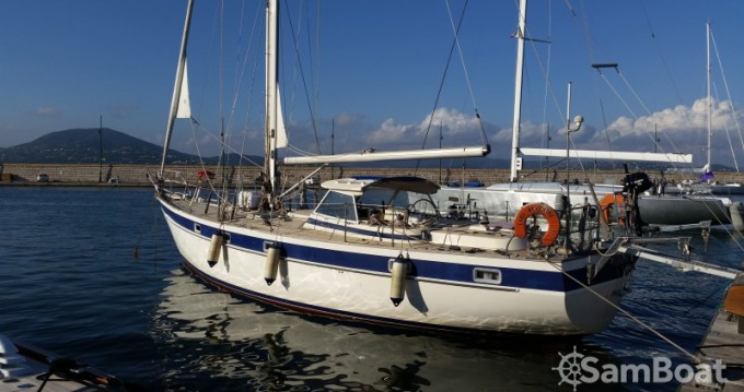 Alquiler de yate Villeneuve-Loubet - Hallberg-Rassy Hallberg Rassy 42E en SamBoat
