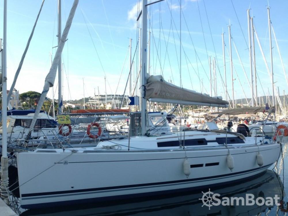 Alquiler de barcos Sanary-sur-Mer barato de Dufour 375