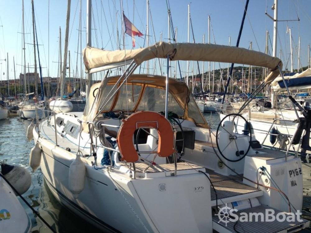 Alquiler de yate Sanary-sur-Mer - Dufour Dufour 375 en SamBoat