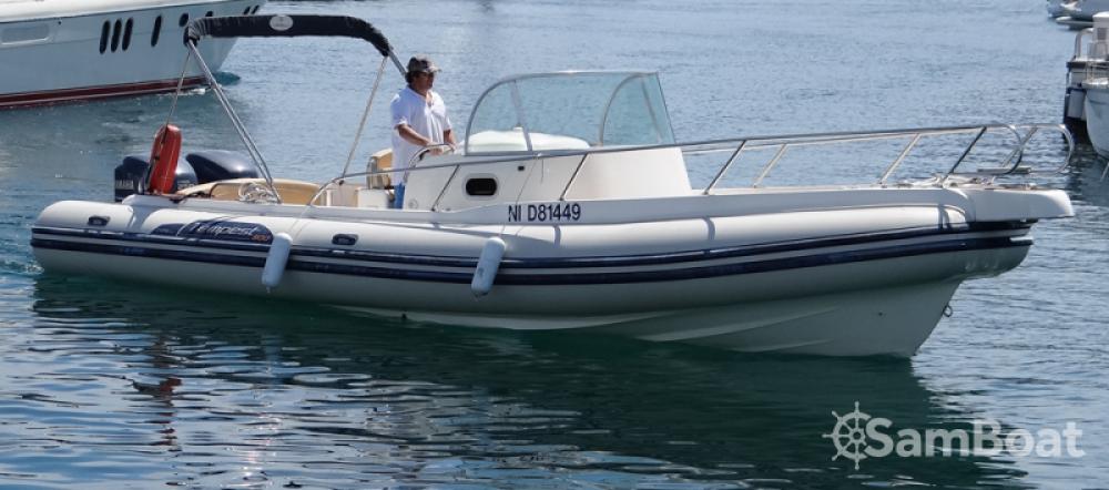 Alquiler de barcos Mandelieu-la-Napoule barato de Tempest 900 WA
