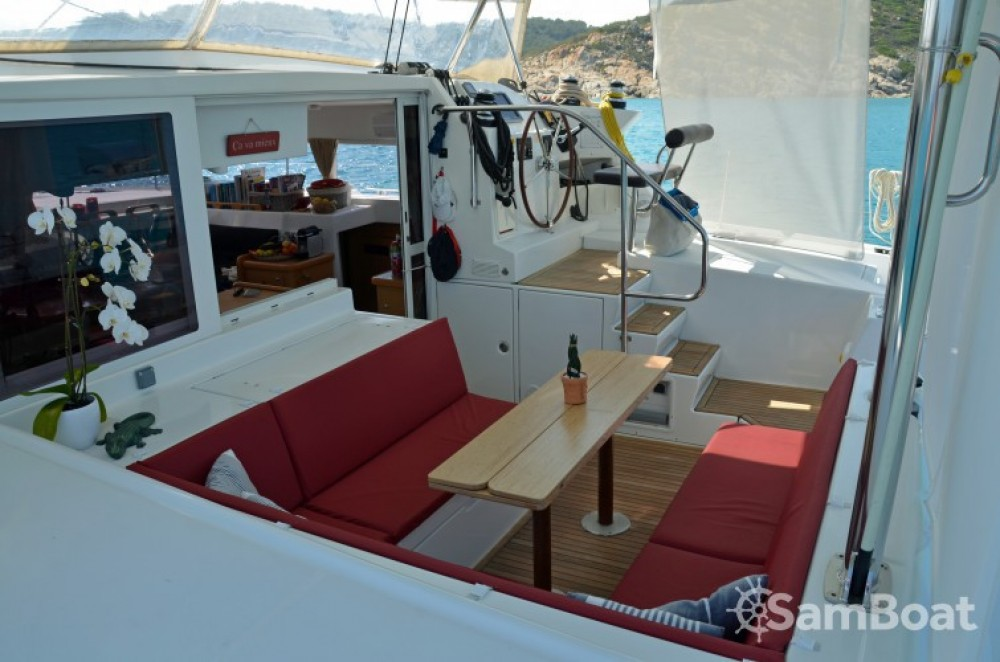 Alquiler Catamarán en Port Grimaud - Lagoon Lagoon 420