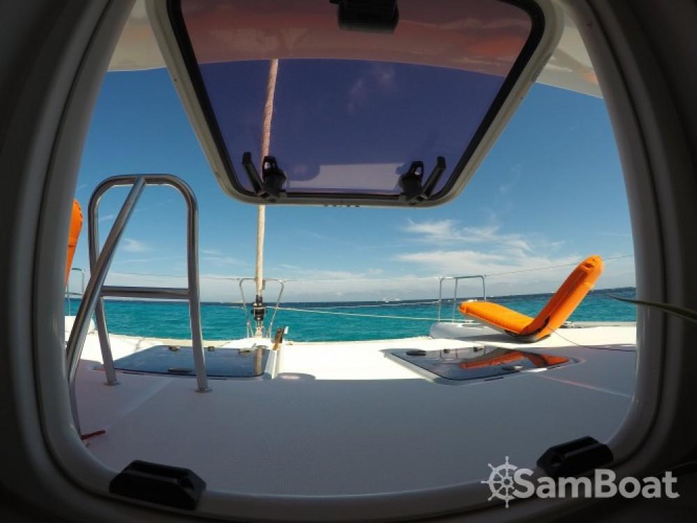 Alquiler de barcos Lagoon Lagoon 420 enPort Grimaud en Samboat