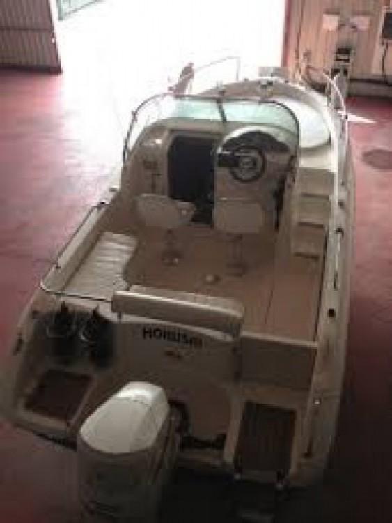 Alquiler Lancha en Antibes - Pacific Craft Pacific Craft 650 WA